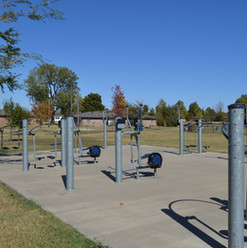 Adult Fitness at Parr Hill Park