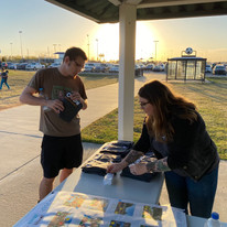 Engagement at Hershewe Soccer Complex