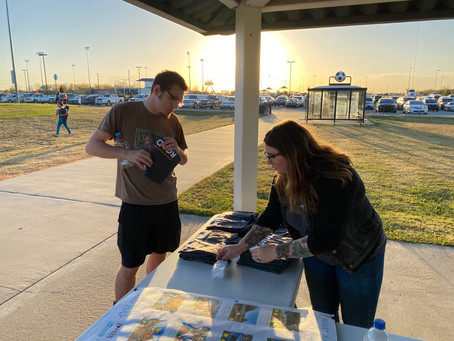 First Joplin Park Pop-Ups a Success