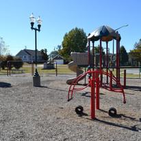 Playground at Parr Hill Park