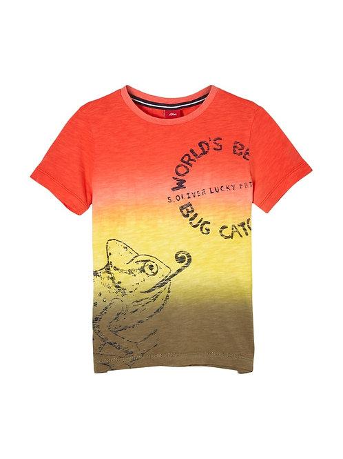 s.Oliver Printshirt