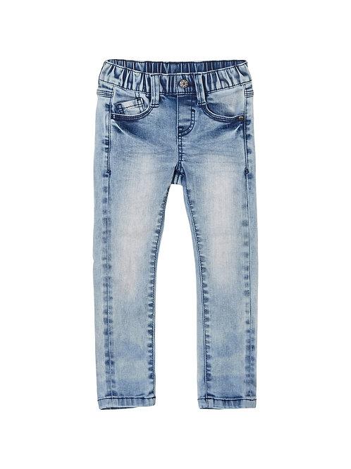 s.Oliver Jeans mit Elastikbund, regular