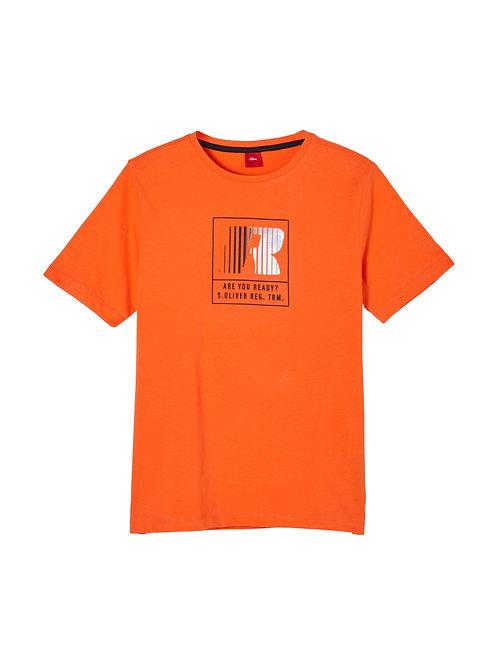 s.Oliver T-Shirt,  slim