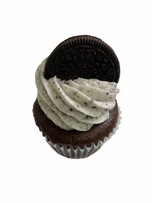 Cookies and Cream cupcakes (2 pack)