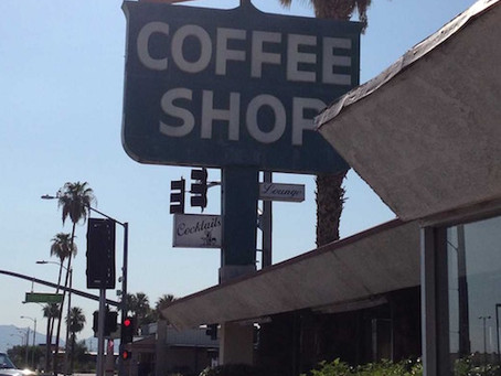 The Courtesy Coffee Shop