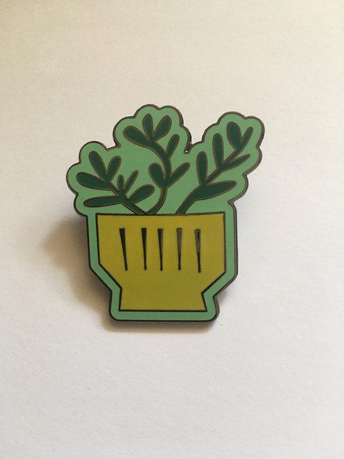 Succulent #2 Pin - $12