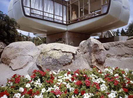 Where did the House of the Future go?