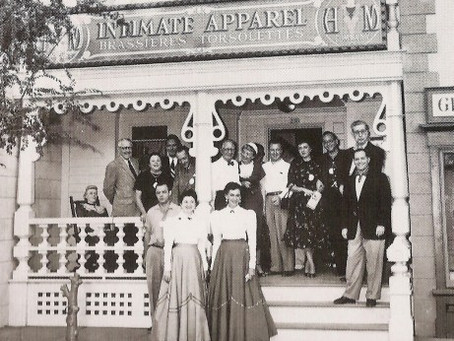 Did you know?: Disneyland's Forgotten Facts and Oddities