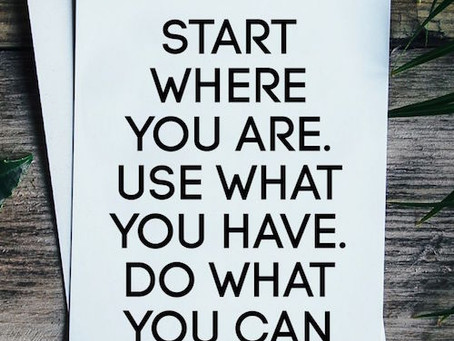 Find time to Create!