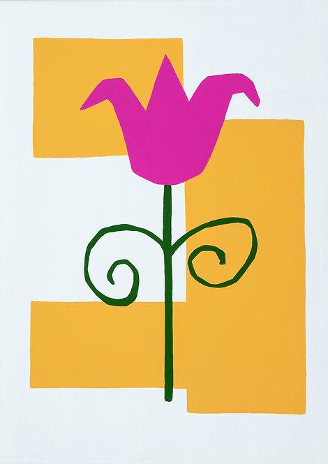 One Mod Tulip