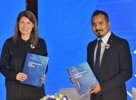 Educonnect Introduces Finland Education in the Maldives