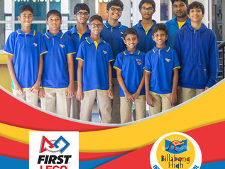 BHIS Participates in FIRST LEGO League in UAE