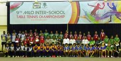 Inter-School Table Tennis Championsh