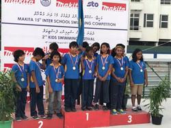 Kids Swimming Festival 2017
