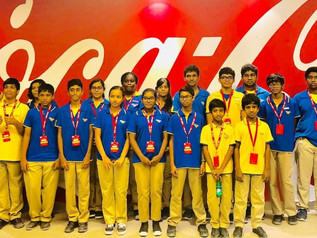 Visit to Coca-Cola Bottling Plant