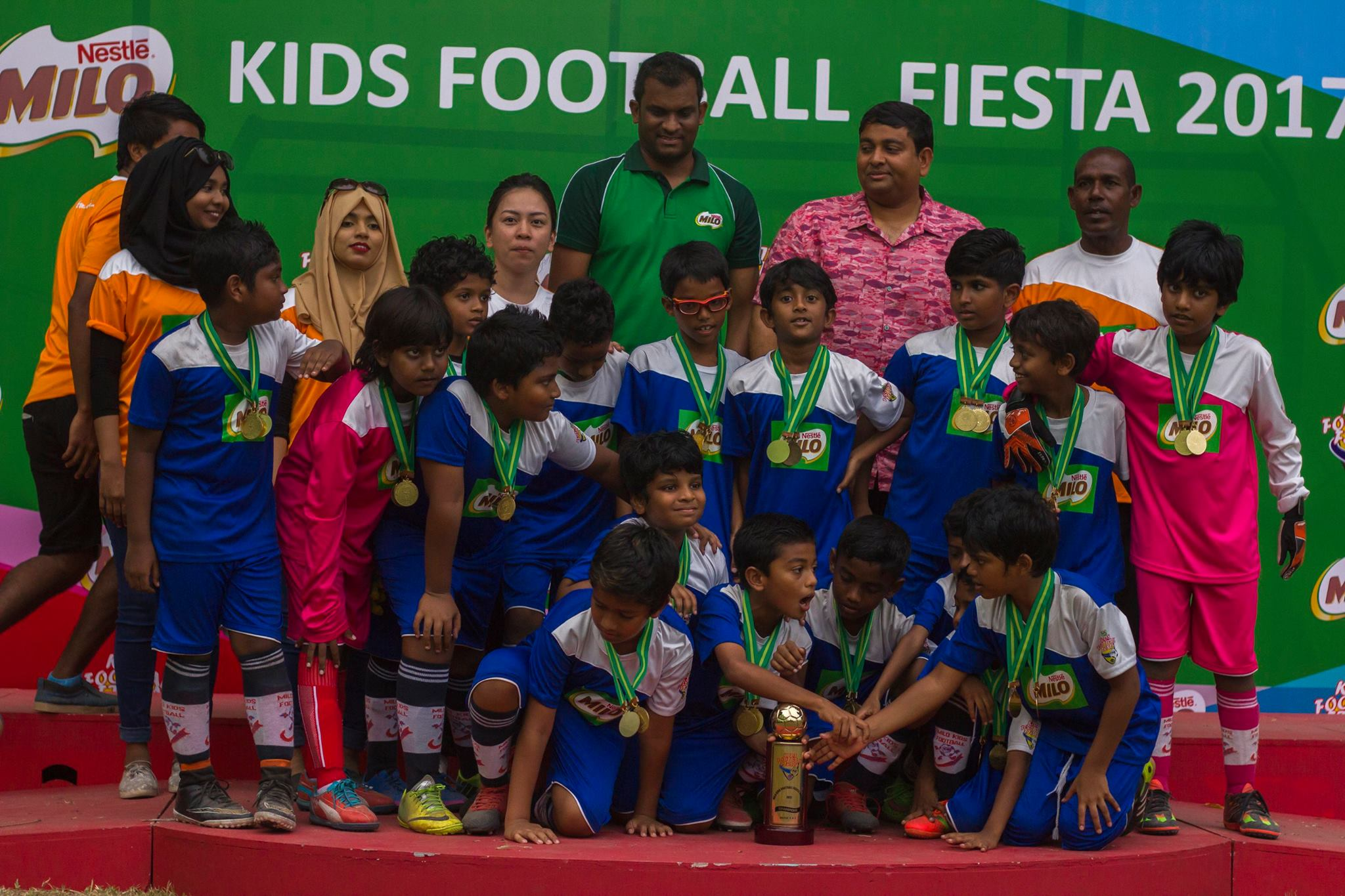 Milo Kids Football Fiesta (Grade 3)