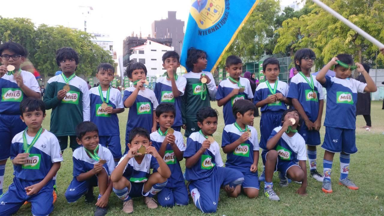 Milo Football Fiesta (Grade 1)