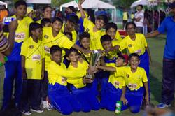 Milo Inter School Cricket League