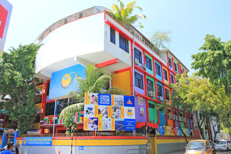 Billabong High International School (EPS Campus)
