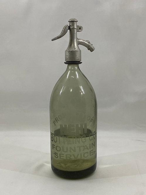 Nehi Seltzer Bottle