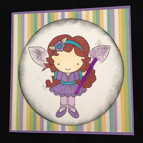 Personalized Tooth Fairy Note/Envelope