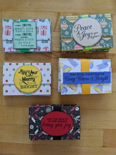 Pre-Made Creations - Gift Card Holders