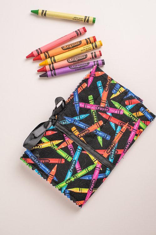 Travel Crayon Holder