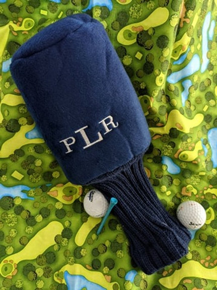 Golf Head Covers - 2 Types