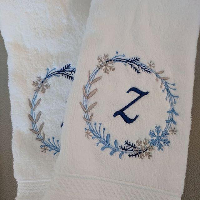 Custom hand towels_ Need a one of a kind