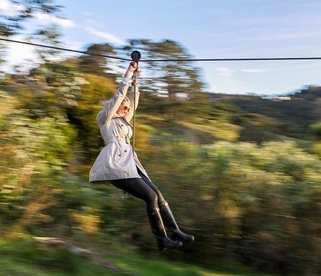 Mel Tomes flying fox SELL