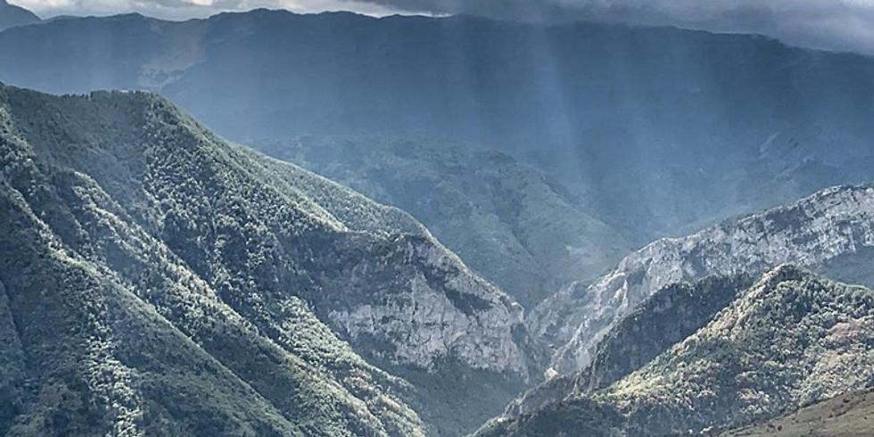 Yoga Hike Italië