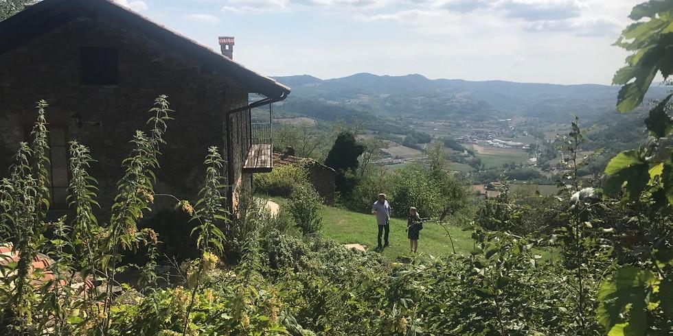 Familieyoga vakantie Italië 11 - 17 oktober 2020