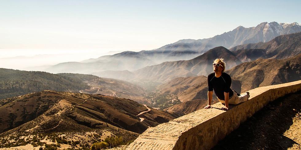 Yoga Road Trip Marokko