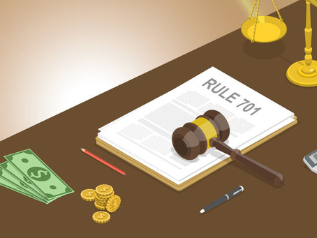 PRIVATE OFFERING EXEMPTIONS FROM REGISTRATION: RULE 701