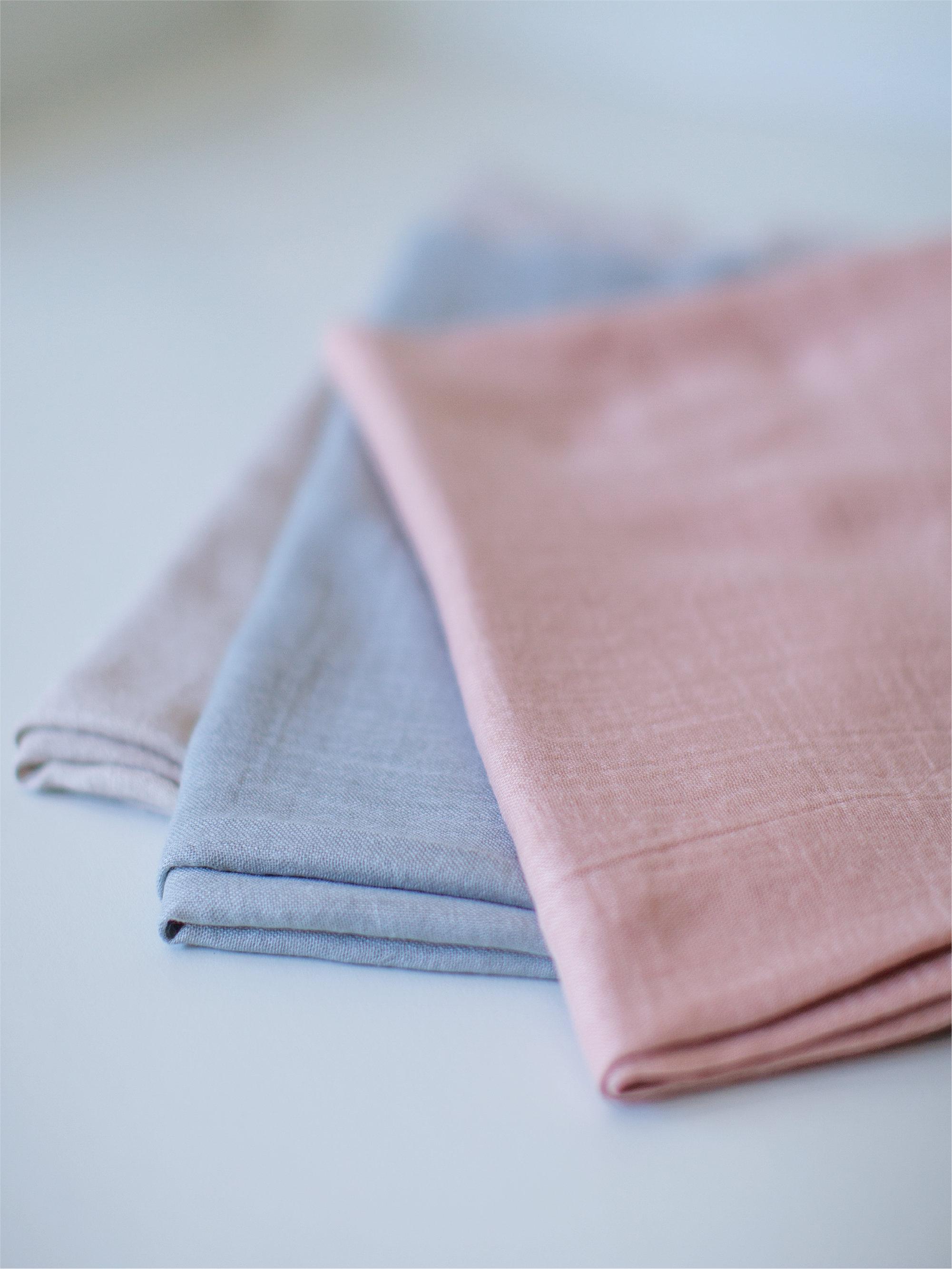 Soft Albi & Mac scarves