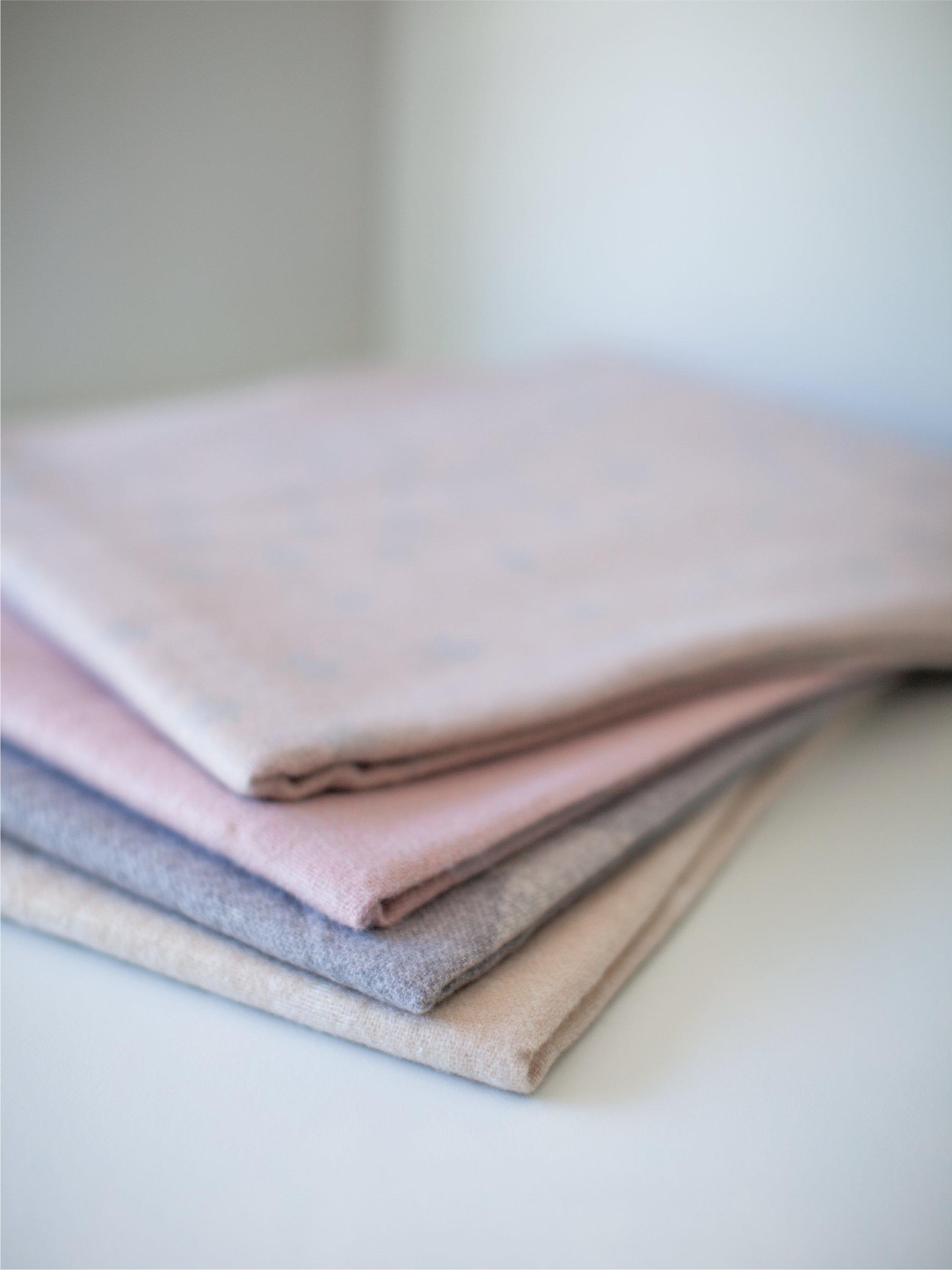 Albi & Mac soft scarves