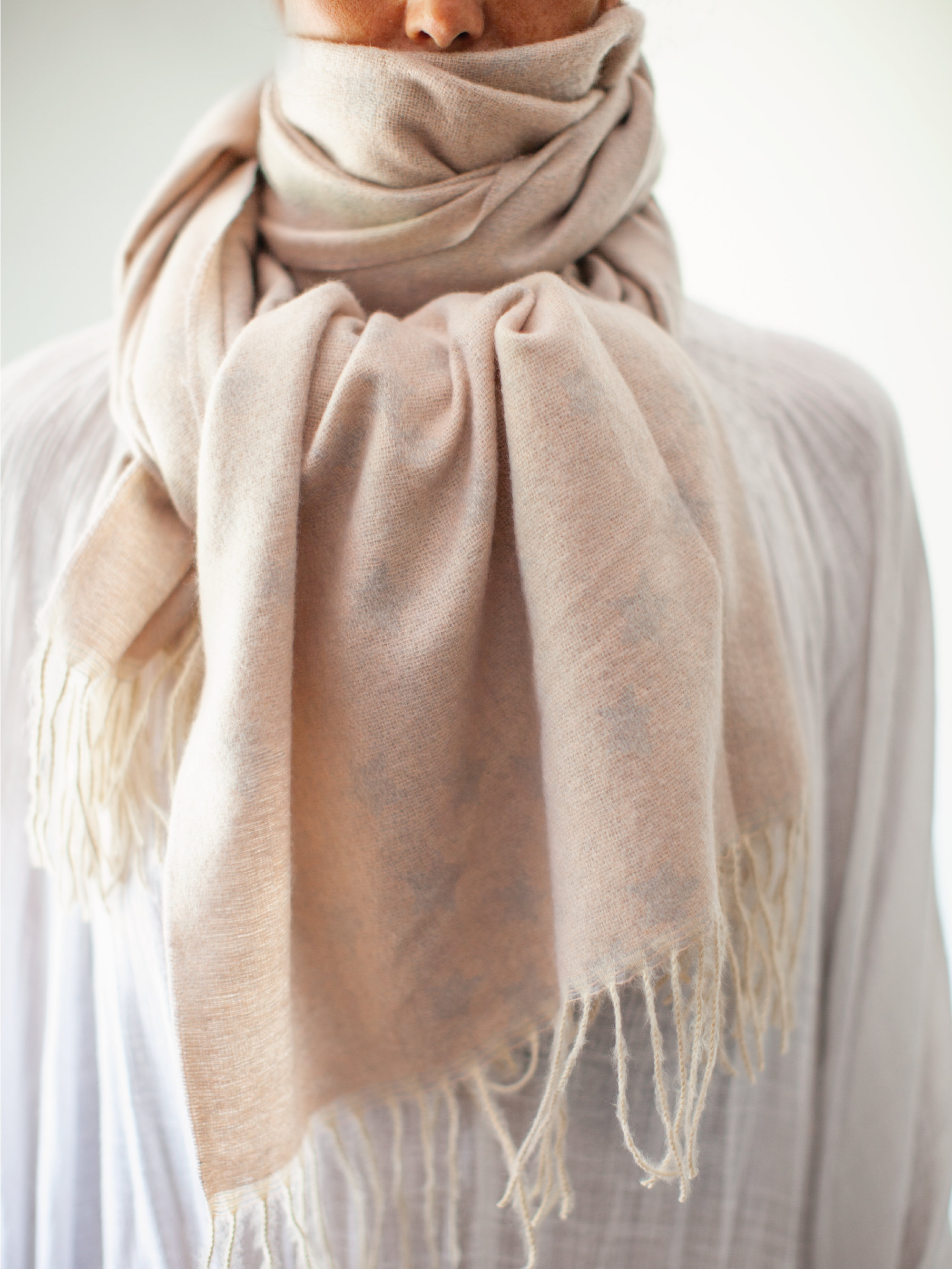 Albi & Mac soft blanket scarf