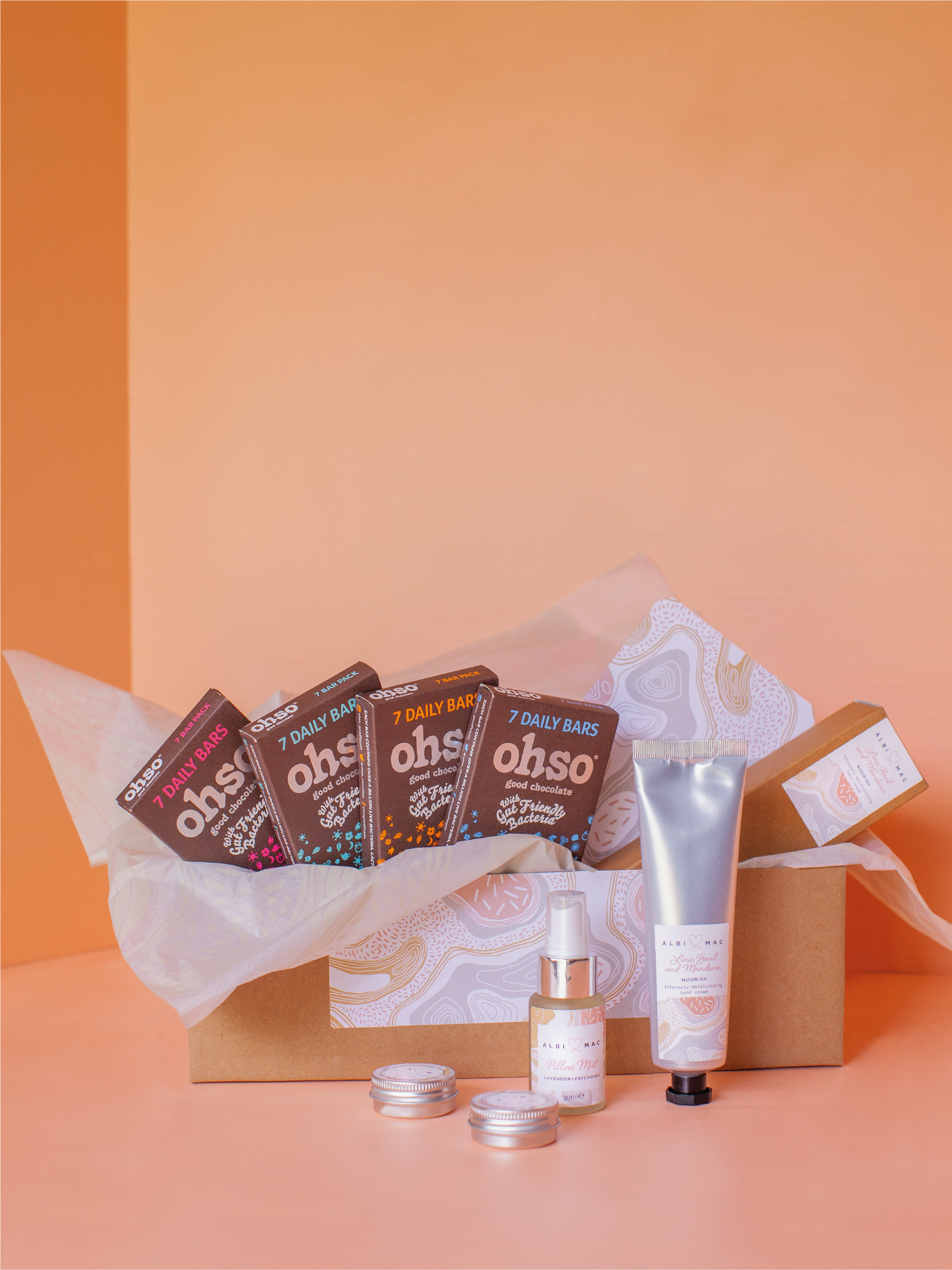 £50 Monthly Gift Box Subscriptions