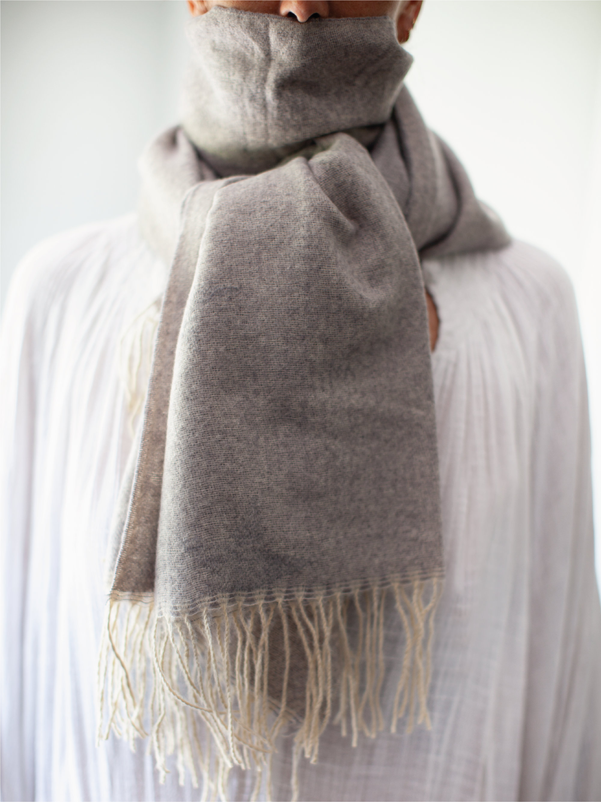Albi & Mac soft scarf