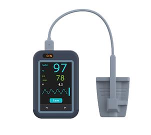 checkmepod oximeter