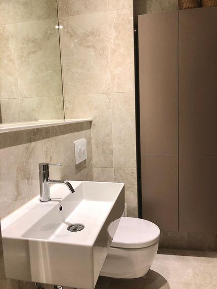 Badrum renoverat i hotellstil med exklusiv känsla, renoverat av Badrumsgruppen