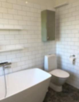 Badrumsrenovering sekelskifte i Sundbyberg i Stockholm, badrumsrenovering av Badrumsgruppen med totalentreprenad