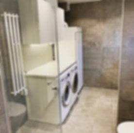 Badrum och tvättstuga i Göteborg, renoverat av Badrumsgruppen i Göteborg
