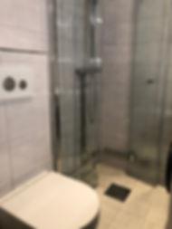 Badrum efter renovering, badrummet är renoverat av Badrumsgruppen