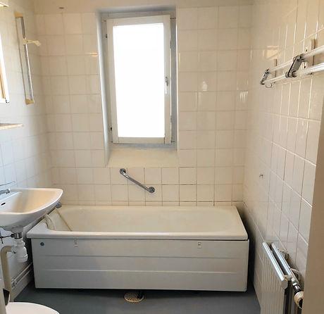 Badrum i Solna före renovering av Badrumsgruppen