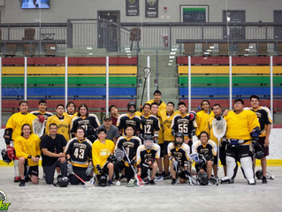 2019 Peguis Box Lacrosse - Inaugural Game at Peguis First Nation Arena