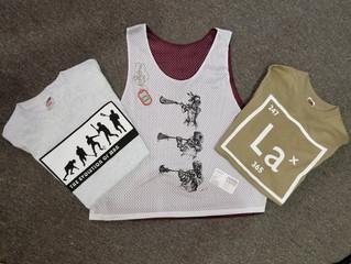 Prize 4 - Sports Xpress Lacrosse Apparel