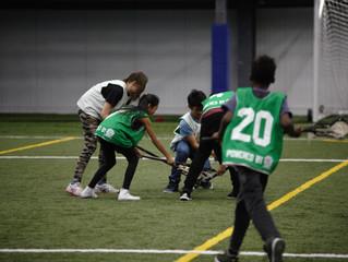 Elwick Lacrosse Academy - Week 3
