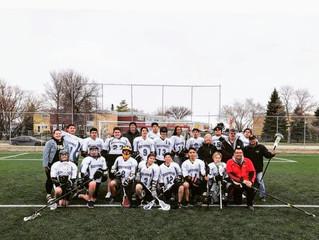 Peguis Wolverines Lacrosse