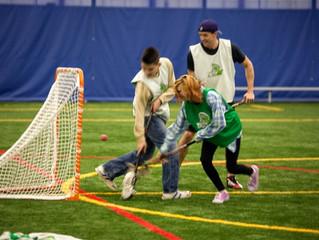 Elwick Lacrosse Academy!